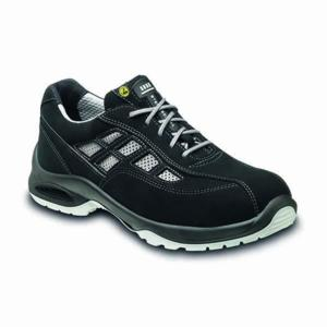 VD 2200 S1 Black Vented Trainer Style Shoe